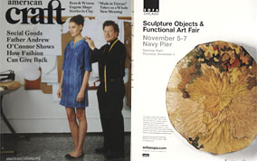 American Craft Magazine August /September 2010