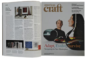 American Craft Magazine April/May 2011