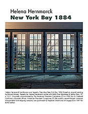 New York Bay Brochure, Helena Hernmarck