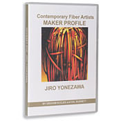 Contemporary Fiber Artist  Maker Profiles: Jiro Yonezawa