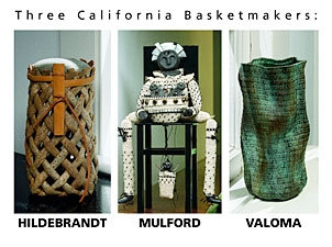 3 California Basketmakers
